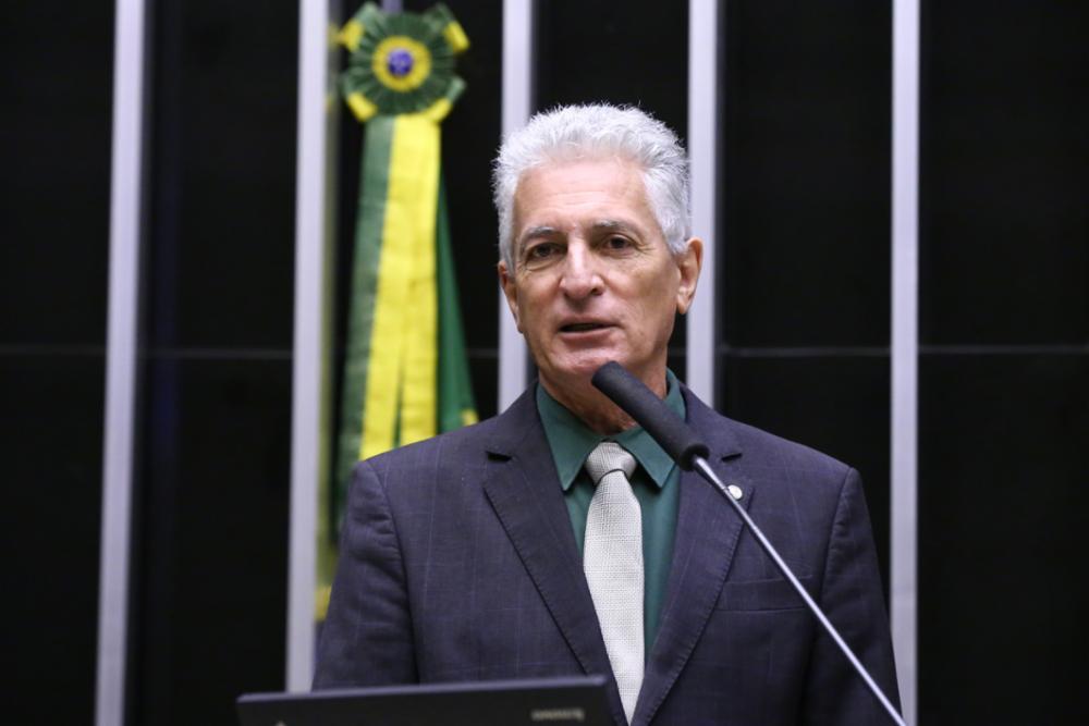 Deputado Rogerio Correia durante votação da PEC Emergencial